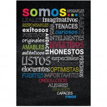 CTP8169 - Somos Inspire U Spanish Poster Inspire U in Multilingual