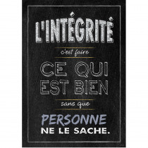 CTP8173 - Lintegrite French Inspire U Poster in Charts