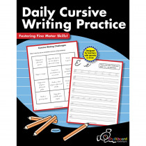 CTP8206 - Daily Cursive Practice in General