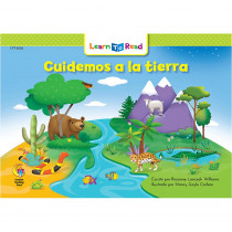 CTP8256 - Cuidemos A La Tierra - Lets Take Care Of The Earth in Books