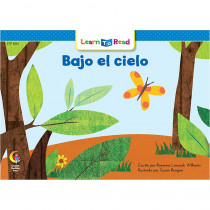 CTP8263 - Bajo El Cielo - Under The Sky in Books