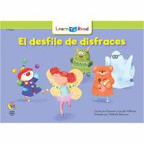 CTP8267 - El Desfile De Disfraces - The Costume Parade in Books