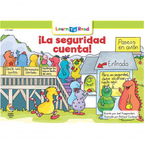 CTP8287 - La Seguridad Cuenta - Safety Counts in Books