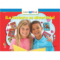 CTP8289 - La Lectura Es Divertida - Reading Is Fun in Books