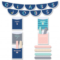CTP8602 - Calm & Cool Class Jobs Mini Bb St in Classroom Theme