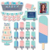 CTP8604 - Calm & Cool Happy Bday Mini Bb St in Classroom Theme