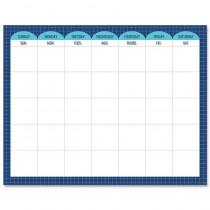CTP8638 - Calm & Cool Calendar Chart in Calendars