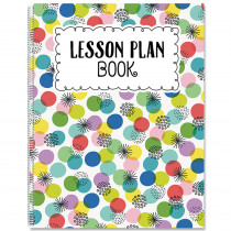 CTP8651 - Year-Long Lesson Plan Book in Plan & Record Books