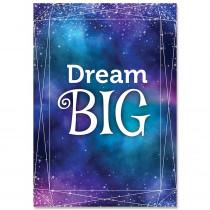 CTP8711 - Dream Big Mystical Magical Inspre U Poster in Inspirational