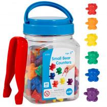 Small Bears - Mini Jar - Set of 60 - CTU13103 | Learning Advantage | Toys