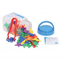 CTU13151 - Aquatic Counters Mini Jar in Counting