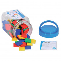 CTU13283 - Color Tiles Mini Jar in Hands-on Activities