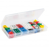 Classroom Dice Set - CTU16076 | Learning Advantage | Dice