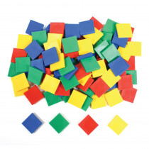Color Tiles, Set of 400 - CTU7203 | Learning Advantage | Counting