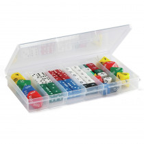 CTU7368 - Classroom Dice Set 56 Pcs in Dice