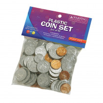 CTU7510 - Coin Set in Money