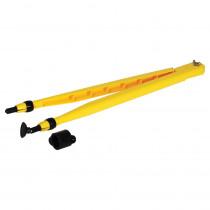 Demonstration Dry Erase/Chalkboard Compass, 45cm - CTU7596 | Learning Advantage | Drawing Instruments