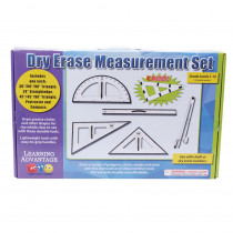 CTU7599 - Dry Erase Magnetic Measurement Set in Drawing Instruments