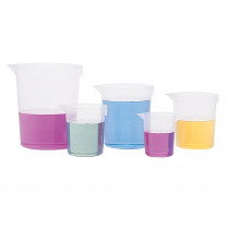 CTU7653 - Economy Beaker Set in Lab Equipment