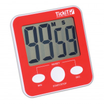 CTU9515 - Jumbo Timer Red in Timers