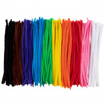 Chenille Stems - Set of 324 - CTUCE10012   Learning Advantage   Chenille Stems