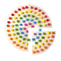 My Rainbow Globe - CTUFF458 | Learning Advantage | Patterning