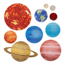 Our Solar System Mats - Set of 10 - CTUFF827 | Learning Advantage | Astronomy