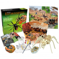 Extreme Science Kit, Spiders of the World - CTUWES945 | Learning Advantage | Animal Studies