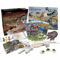 Extreme Science Kit, Crocodiles of the World - CTUWES946 | Learning Advantage | Animal Studies