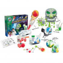 Mega Kit - Crazy Chemistry - CTUWS31XL   Learning Advantage   Experiments