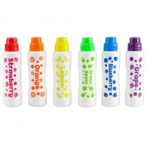 DAD202 - Do-A-Dot Markers 6Ct Fruit Scented in Markers
