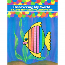 DADB330 - Discovering My World Act Book in Art Activity Books