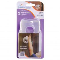 Door Knob Covers, Pack of 3 - DB-L908 | Dream Baby (Tee Zed) | Gear