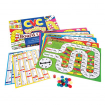 DD-195181 - Cvc Spelling Board Games in Language Arts