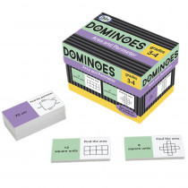 DD-211242 - Area And Perimeter Dominoes in Dominoes
