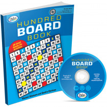 DD-211333 - Hundred Board Book in Math