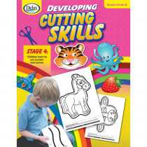 DD-211347 - Developing Cutting Skills Gr Pk-K in Manipulatives