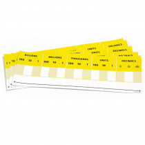 DD-211498 - Desktop Place Value Cards in Place Value