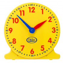 DD-211552 - 12In Demonstration Clock in Time