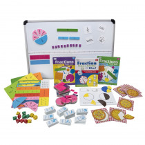 Elementary Fraction Kit - DD-211897 | Didax | Fractions & Decimals