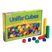 DD-2121 - Unifix Cubes 240 Pcs in Unifix