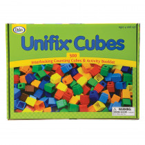 DD-221 - Unifix Cubes 500 Asstd Colors in Unifix