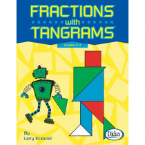 DD-24221 - Fractions With Tangrams in Fractions & Decimals