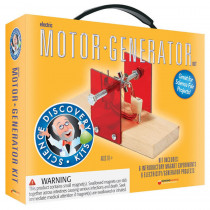 DO-731101 - Science Set Motor/Generator in Magnetism
