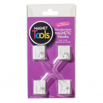 DO-735000 - Four Ceiling Hook Magnets in Clips