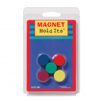 DO-735011 - Ten 3/4 Ceramic Disc Magnets in Fasteners