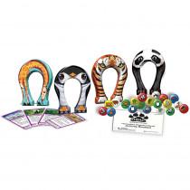 DO-736811 - Horseshoe Magnet Friends Wildlife Animal Magnetism in Magnetism