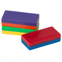 DO-MC15 - Plastic Encased Block Magnets 12 Pcs in Magnetism