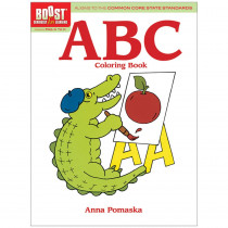 DP-493962 - Boost Abc Coloring Book Gr Pk-K in Art Activity Books