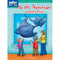 DP-493970 - Boost At The Aquarium Coloring Book Gr Pk-K in Art Activity Books